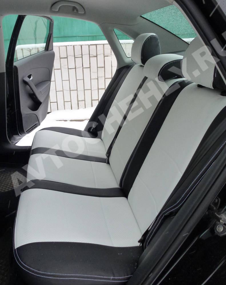 Авточехлы из экокожи Автопилот для УАЗ Патриот